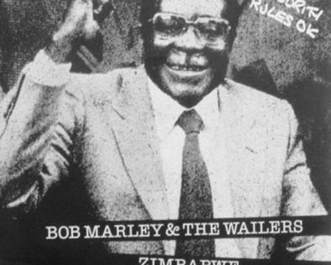 Bob Marley & The Wailers - Zimbabwe (1980, Vinyl)