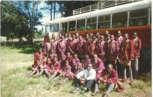 Mazowe Boys High School – Form 2 Class Of 2000.