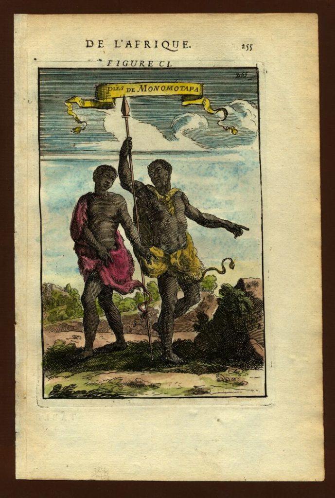 Monomotapans (circa 1683)
