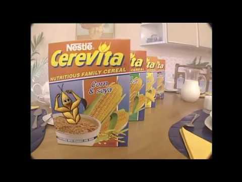 Nestle Cerevita TV Advert (ca. 1997)