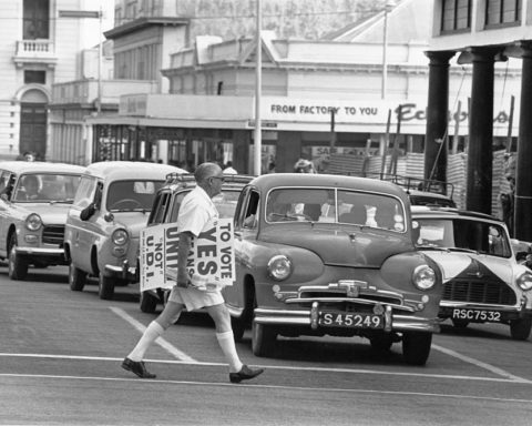 Rhodesia Independence Referendum