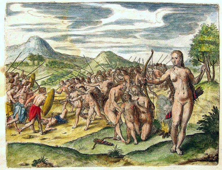 Women Warriors Of The Monomotapa