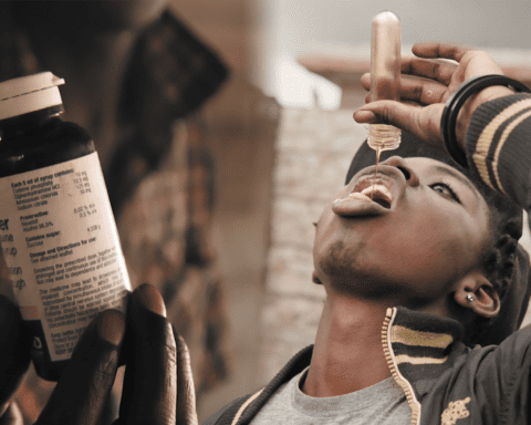 Zimbabwe's Codeine Cough Syrup Epidemic
